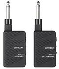 Ammoon WS-10 Digital - drahtloser Audio-Sender für E-Gitarre nur 32,19€