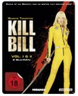Blu-rays Kill Bill Vol. 1 & 2 (Steelbook Edition) für 7,99€ + ggf. 4,99€ Versand