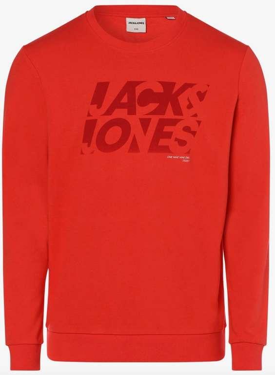 """Jack & Jones Herren Sweatshirt """"JCOPhoenix"""" in 4 Farben für 23,94€ (statt 31€)"""