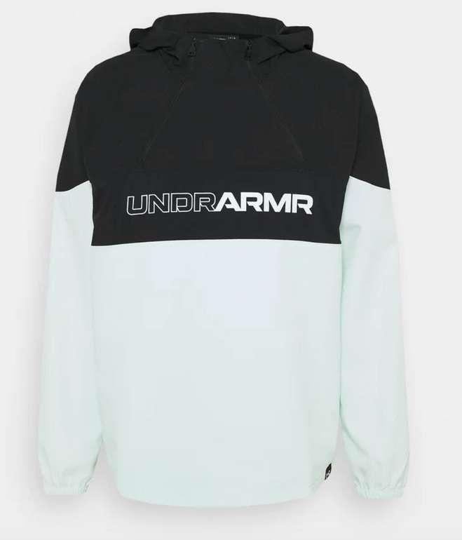 Under Armour Jacke Futures Mixed Anorak für 54,95€ inkl. Versand (statt 82€)