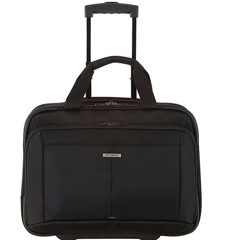 Samsonite Guardit 2,0 - 17,3 Zoll Laptoptasche mit Rollen (46 cm, 26,5 Liter) für 47,99€ inkl. Versand (statt 80€)