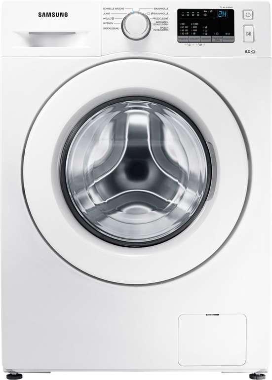 Samsung WW 80 J 34 D0KW/EG Waschmaschine (8 kg, 1400 U/Min., A+++) ab 287,89€ (Paydirekt)
