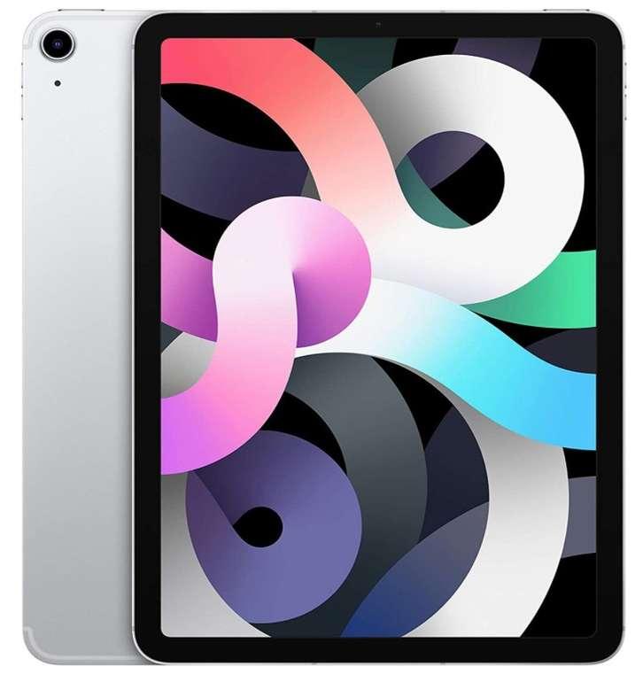 Apple iPad Air 4. Gen (2020) 64GB Wi-Fi + Cellular für 598,42€ inkl. Versand (statt 699€)