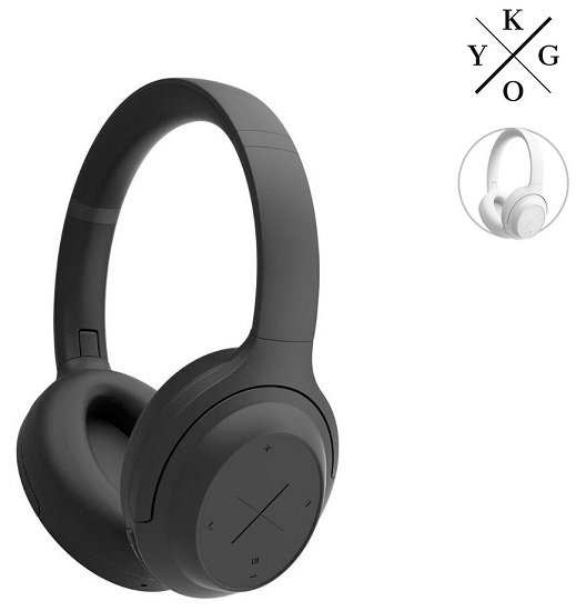 Kygo A11/800 Bluetooth-Kopfhörer mit ANC für 55,90€ inkl. Versand (statt 66€)