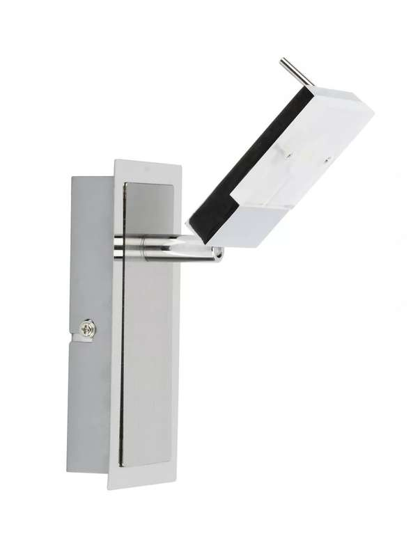 Globus Baumarkt: Lampen Ausverkauf mit bis zu 80% Rabatt z.B. TrendLine LED Spot Seattle für 3€ (statt 20€)