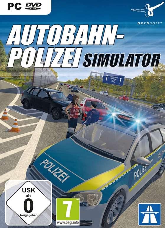 Autobahn Polizei Simulator gratis downloaden (Steam)