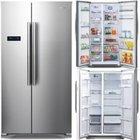 Hisense SBS 562 NA+ Side-by-Side Kühlschrank für 499€ (statt 718€)