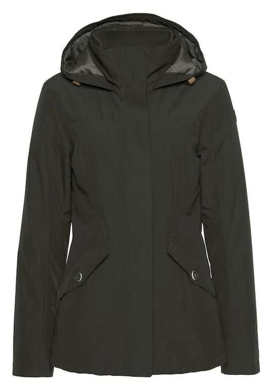 Icepeak Damen Funktionsjacke 'Yanna' in khaki für 44,99€ inkl. VSK (statt 60€)