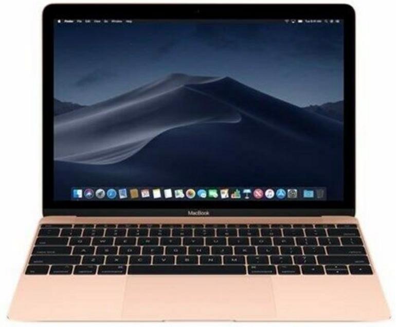 "12"" Apple MacBook (MRQN2D/A) mit 256GB SSD, Intel Core M und 8GB RAM für 911,90€"