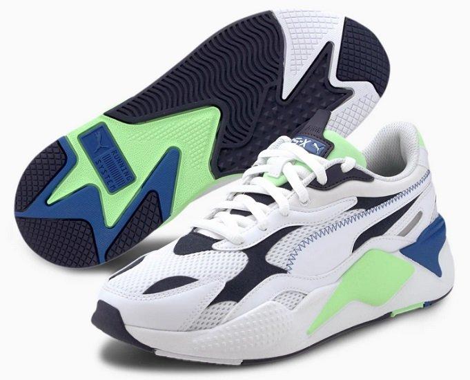 Puma Sale mit bis zu 50% Rabatt + 20% Extra! - z.B. RS-X Millennium Sneaker für 43,96€ (statt 60€)