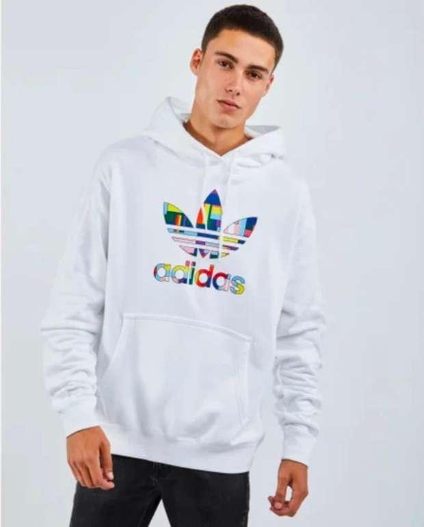 Adidas Originals Trefoil Over The Head Herren Hoodie für 29,99€ inkl. Versand (statt 60€)
