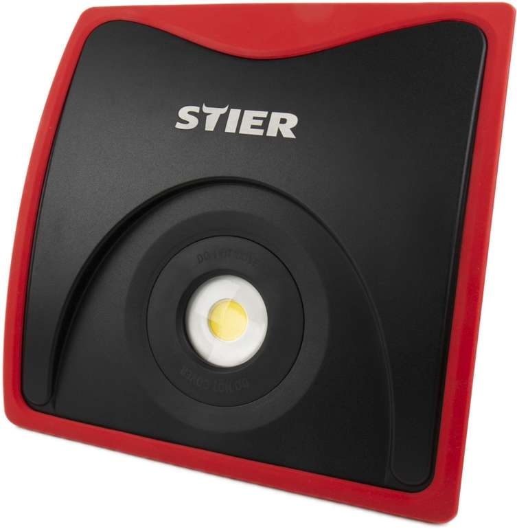 "Stier Wechselakku-COB-LED-Baustrahler ""903859""- (Makita Akku kompatibel, 5000L, 50W) für 103,25€ inkl. Versand (statt 113,25€)"