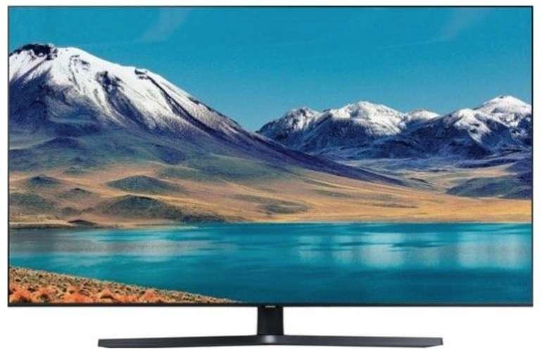 """Samsung GU55TU8509 - 55"""" Ultra-HD 4K Android Smart TV mit HDR 10+ (Modell 2020) für 699€ inkl. Versand"""