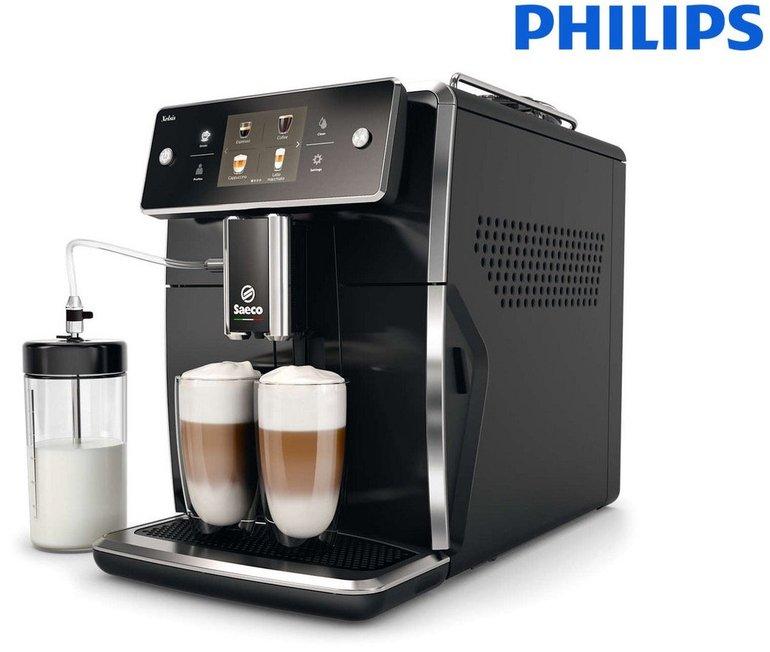 "Philips Saeco Xelsis SM7680 Kaffeevollautomat mit ""LatteDuo-System"" für 708,90€"