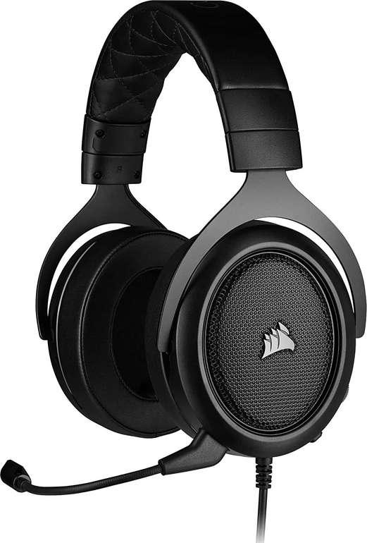 Corsair HS50 Pro Stereo Gaming Headset für je 37,90€ inkl. Versand (statt 50€) - generalüberholt *wie neu*