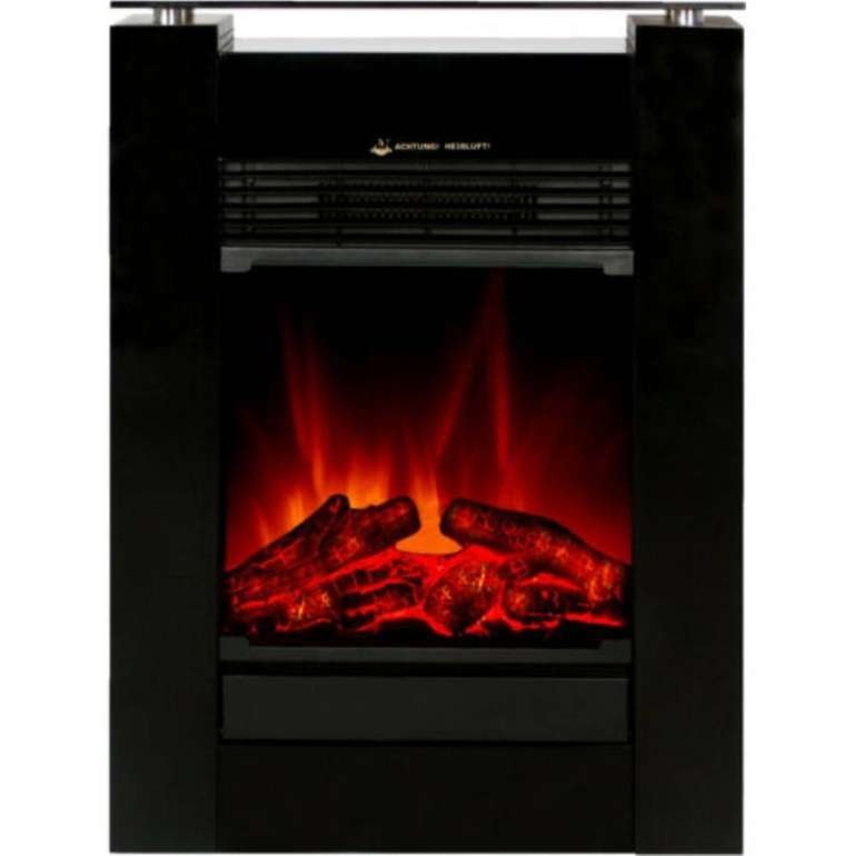 El Fuego AY 627 Elektrokamin Tessin Elektroheizung für 119€ (statt 166€)