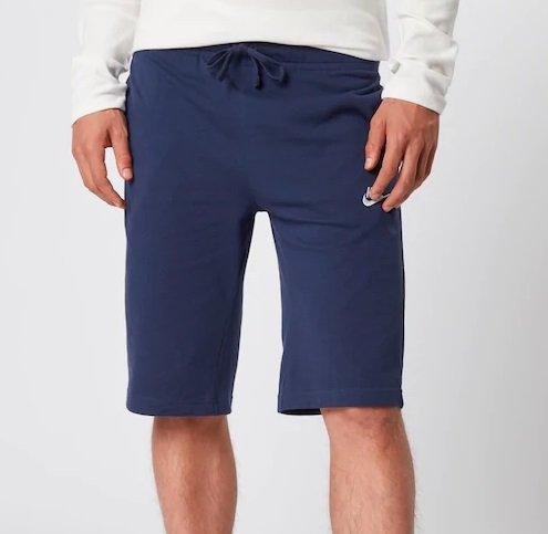 Nike Sportswear Herren Shorts in dunkelblau für 14,31€ (statt 25€)