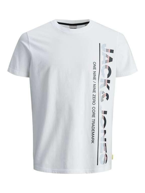 Jack & Jones Herren T-Shirt - Jcostructure Tee in 4 Farben für je 10,39€ inkl. Versand (statt 16€)