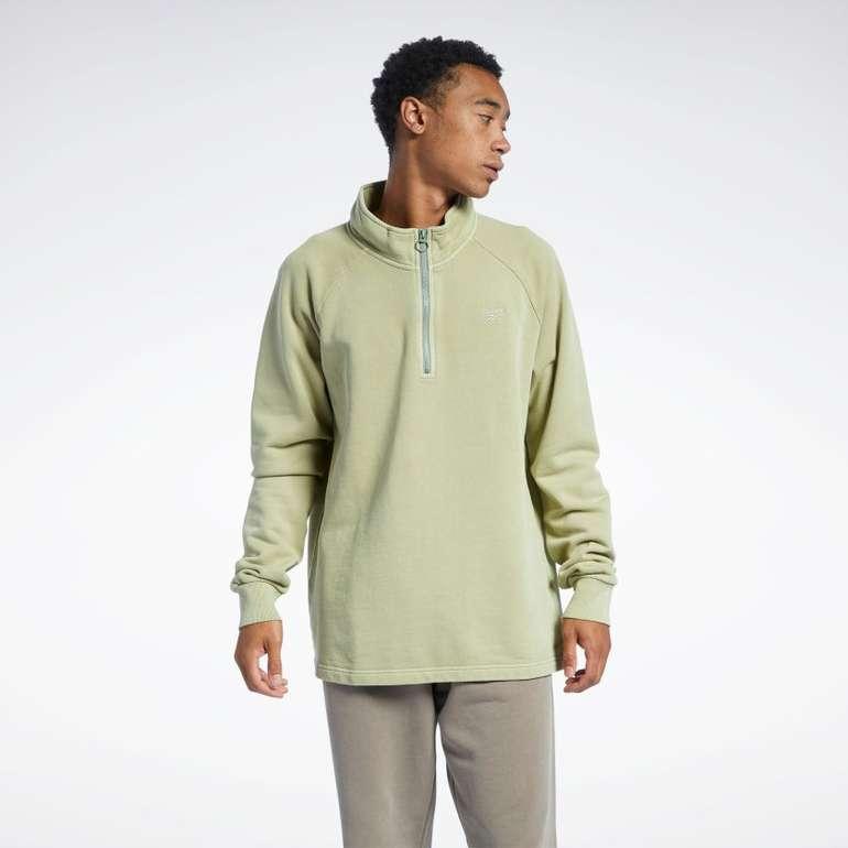 Reebok Classics Natural Dye Sweatshirt für 27,30€ inkl. Versand (statt 65€)