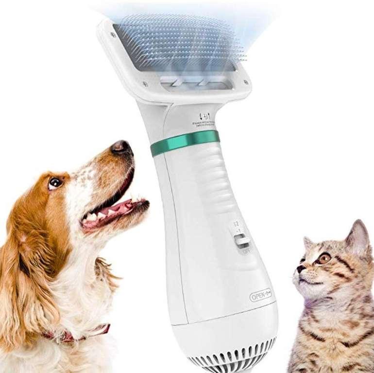 Dadypet Haartrockner Bürste für kleine Hunde oder Katzen nur 20,99€ (statt 30€)