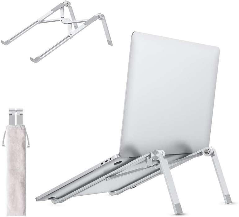 Allcaca verstellbarer Laptop Ständer für 10,99€ inkl. Prime Versand (statt 22€)