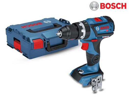 Bosch Blue GSB 18V-60 C Akku-Bohrer + L-Boxx für 115,90€ (statt 171€)
