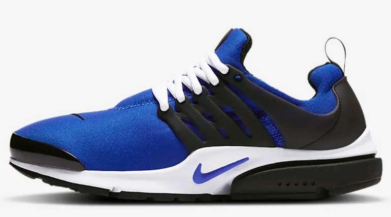 Nike Air Presto Herren Sneaker in Blau für 67,16€inkl. Versand (statt 99€)