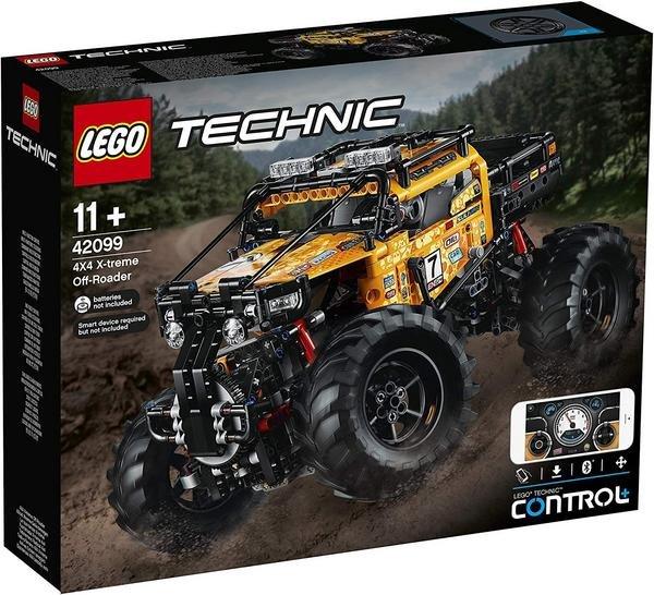 Lego Technic Allrad Xtreme-Geländewagen (42099) für 149,19€ inkl. Versand (statt 163€)