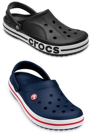 2 Paar Crocs kaufen und 40% auf das 2. Paar bekommen + VSKfrei