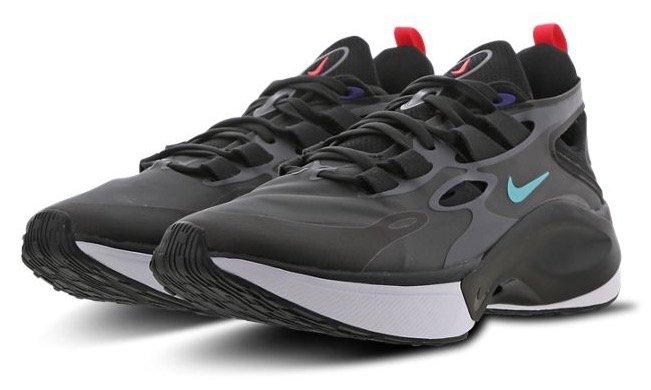 Nike Signal D/MS/X Sneaker in Schwarz/Grau für 65€ inkl. Versand