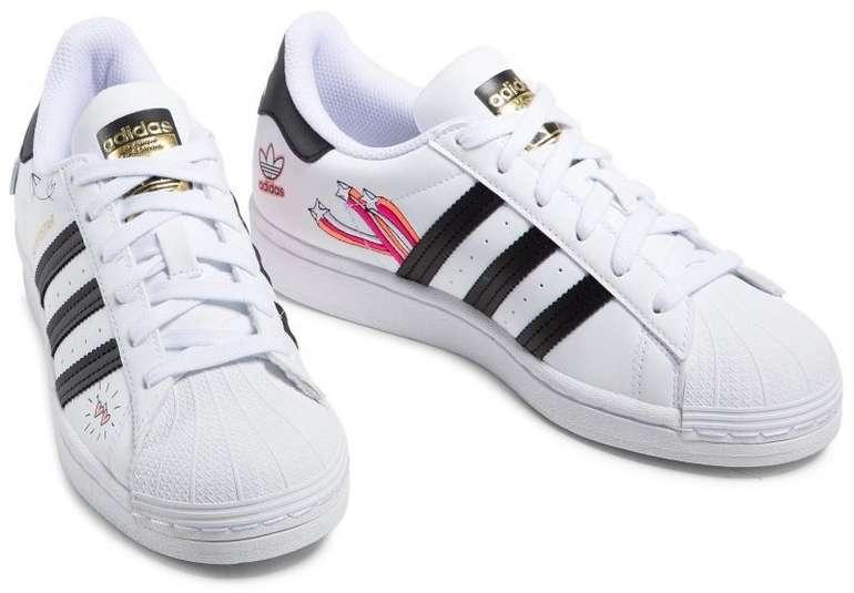 Adidas Superstar J FX5202 für 49,45€ inkl. Versand (statt 55€)
