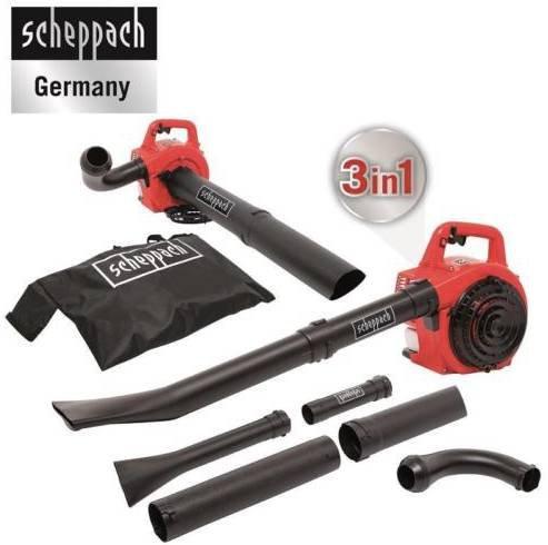 Scheppach LBH2600P Laubbläser für 89,10€ inkl. Versand (statt 99€)