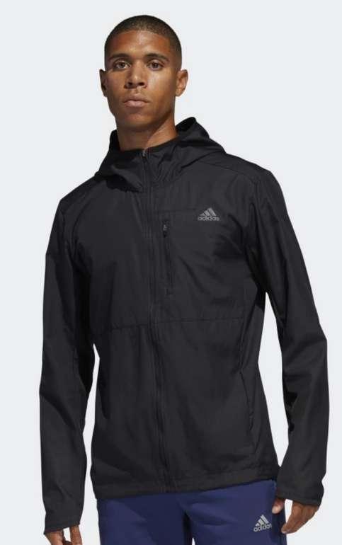 Adidas Own The Run Herren Windjacke für 38,50€ inkl. Versand (statt 47€)
