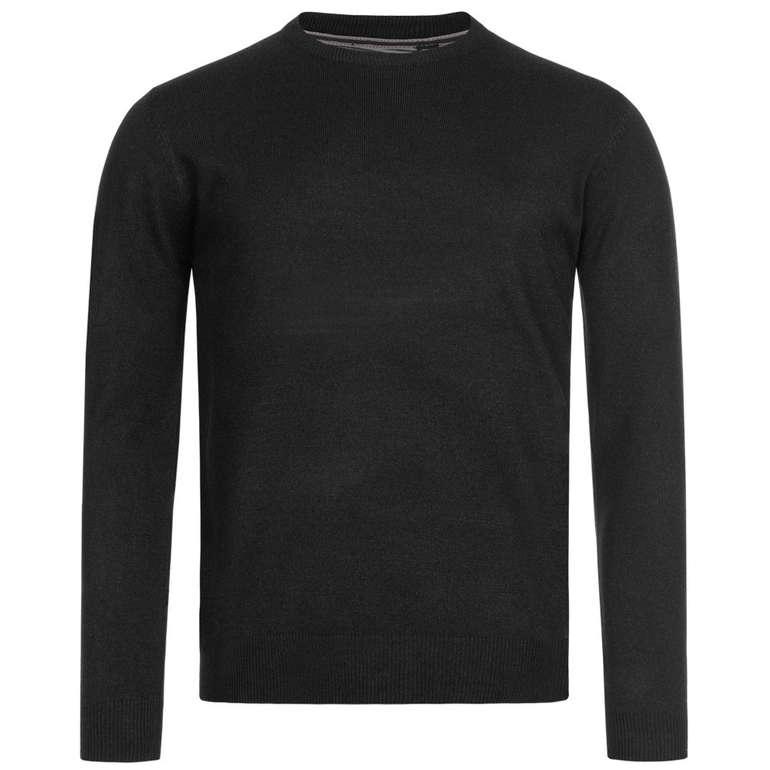 Brave Soul Parsec Crew Herren Sweatshirt für 7,77€ zzgl. Versand (statt 16€)