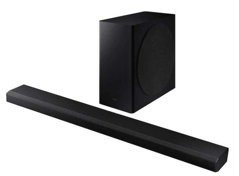 Samsung HW-Q800A - 3.1.2-Kanal Soundbar mit Dolby Atmos, DTS:X, Q-Symphony und SpaceFit Sound für 493,41€