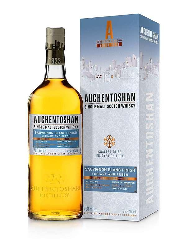 Auchentoshan Sauvignon Blanc 47 % Single Malt Whisky (1 x 0.7 L) für 28,99€ (statt 35€)