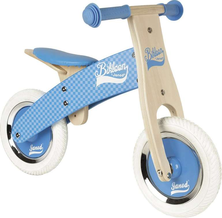 Janod Bikloon Laufrad aus Holz für 49,99€ inkl. Versand (statt 70€)