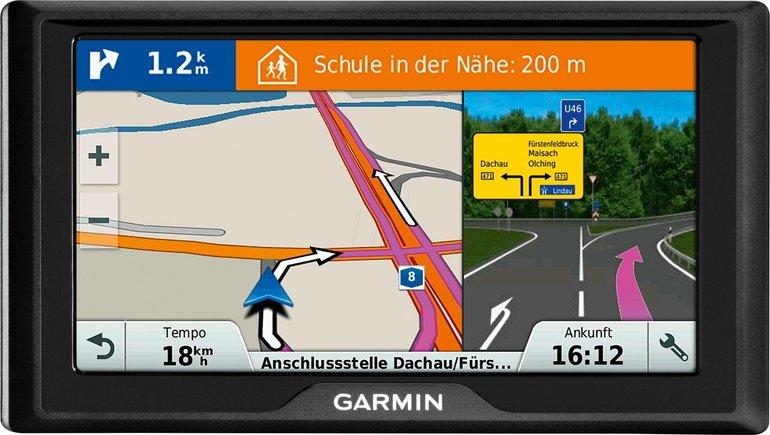 Garmin DriveSmart 51 LMT-S Navigationsgerät für 89,99€ (statt 104€)