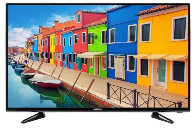 "Medion Life E14038 - 40"" Full HD (DVB-T2 HD, Triple Tuner, integrierter Mediaplayer, CI+) für 169,95€"