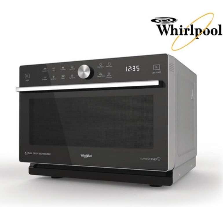 Whirlpool Supreme Chef MW 339 SB Kombi-Mikrowelle (freistehend, 33 Liter) für 248,90€ (statt 332€)