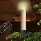 10er kabellose Weihnachtsbaumkerzen Niko Licht Fix Mini für 13,78€ inkl. Versand