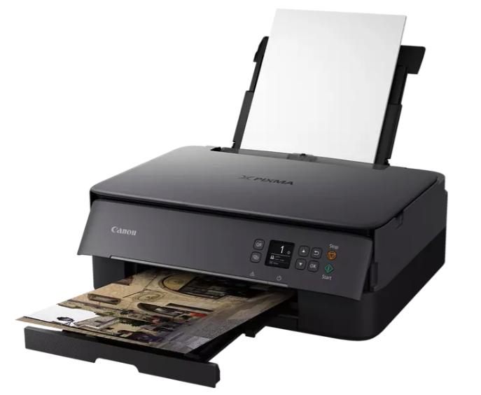 Canon Pixma TS5350 Tintenstrahldruck Multifunktionsdrucker (WLAN) für 72,90€ inkl. Versand (statt 79€)