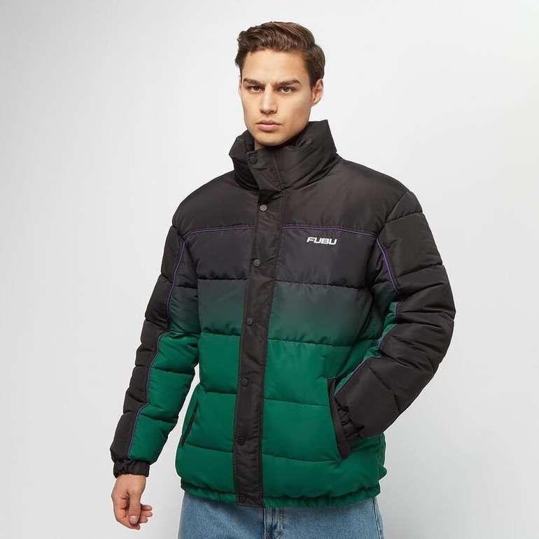 Fubu Corporate Puffer Winterjacke für 43,99€ inkl. Versand (statt 60€)