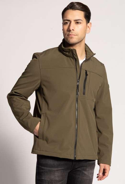 Calvin Klein Herren Softshelljacke in Khaki oder Navy für 43,32€ inkl. Versand (statt 63€)