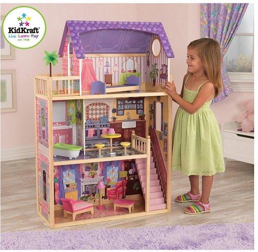 KidKraft - Puppenhaus Kayla für 91,30€ inklusive Versand (statt 103€)