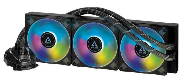 Arctic Liquid Freezer II 360 A-RGB Wasserkühler für 90,82€inkl. Versand (statt 108€)