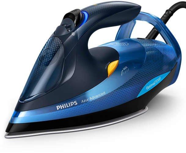 Philips Azur Advanced GC4937/20 Dampfbügeleisen für 71,99€ inkl. Versand (statt 90€)