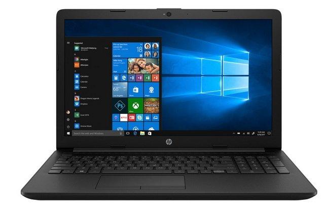 """HP 15-db0323ng - 15,6"""" Full HD Notebook mit 256GB SSD + 8GB RAM für 387,99€"""