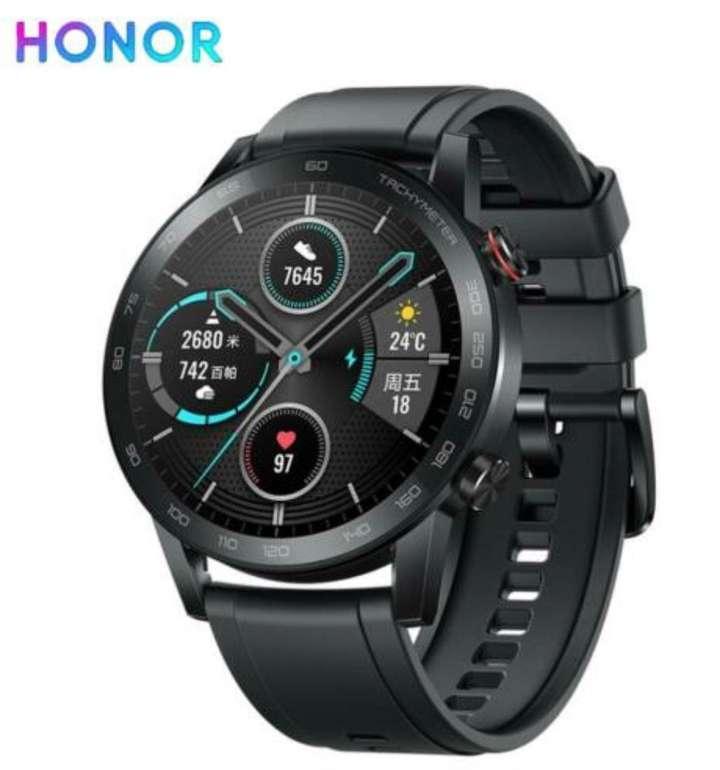 Honor Magic Watch 2 (46mm) mit AMOLED Display und bis zu 14 Tagen Akkulaufzeit für 107,99€ (statt 130€)