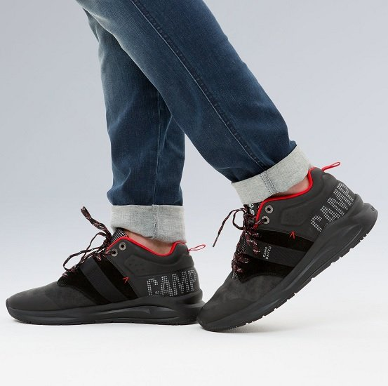 Camp David & Soccx Premium Sneaker aus Veloursleder für 56,90€ (statt 70€)